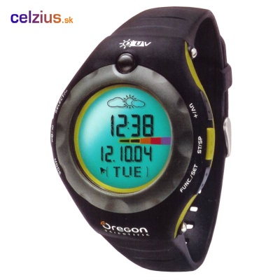Výškomer a športové hodinky RA 103   Celzius